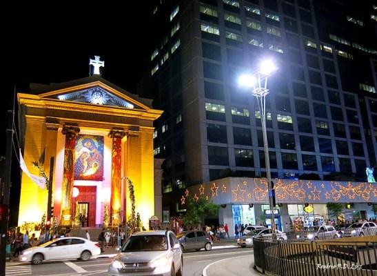 Natal Iluminado Igreja Sao Luis 2014 (02)
