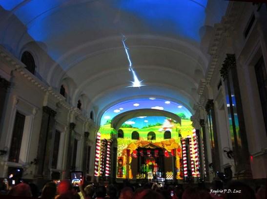 Natal Iluminado Igreja Sao Luis 2014 (15.3)