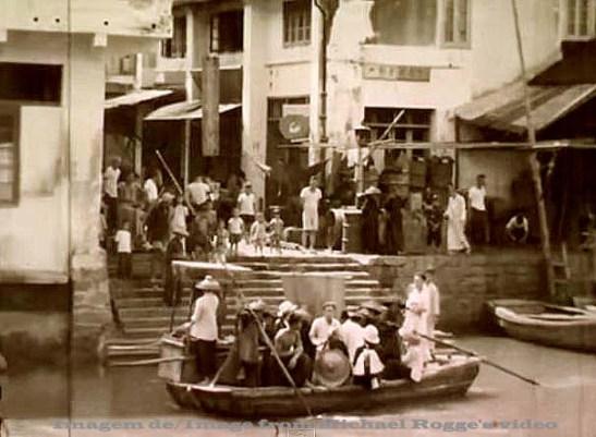 Ilha de Lantau em 1951