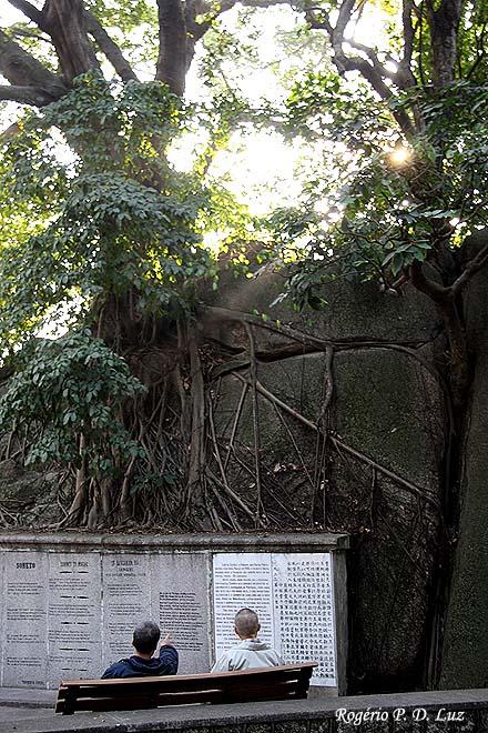 Gruta de Camões - Maau 2007