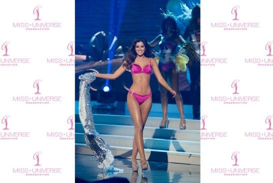 Miss Colômbia Foto: Darren Decker