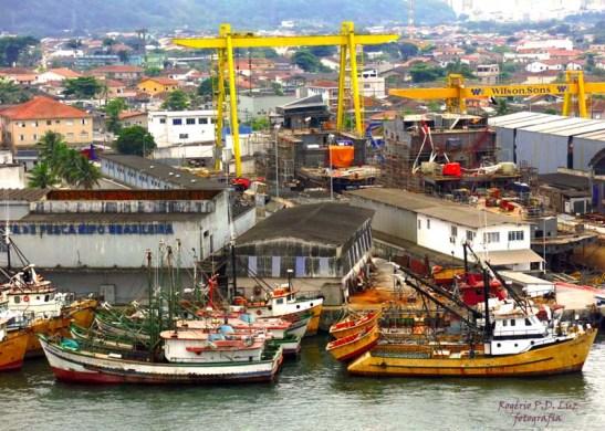 porto de Guarujá