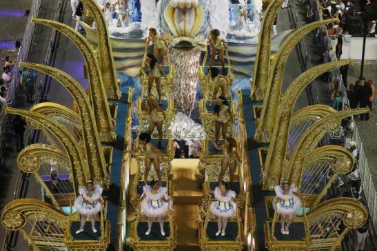 3 - Foto: Robson Fernandjes/LIGASP/Fotos Públicas