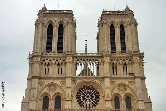 As duas torres do nível superior