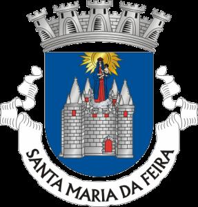 Portugal santa maria da feira brasao