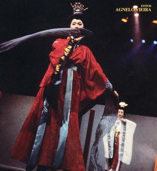 China Moda das dinastias (01)