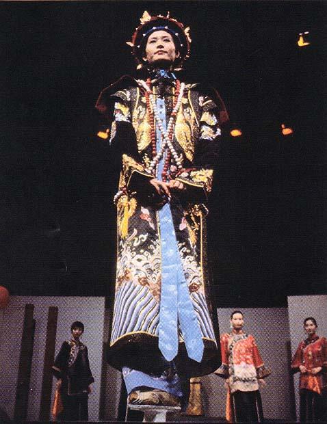 China Moda das dinastias (2)
