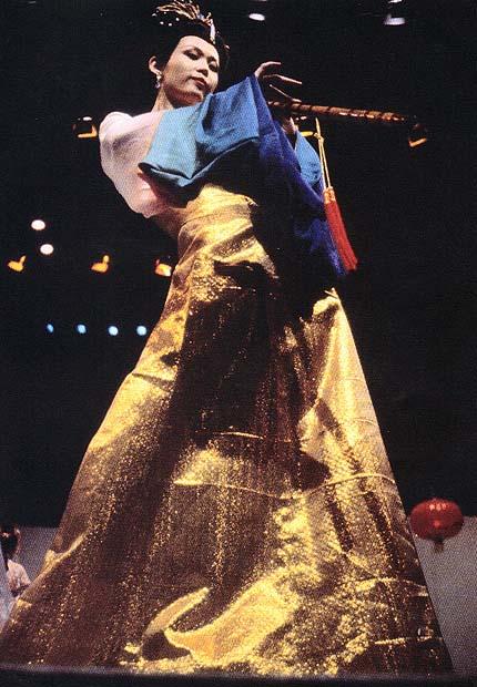 China Moda das dinastias (3)