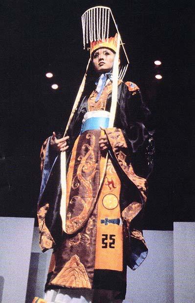 China Moda das dinastias (4)