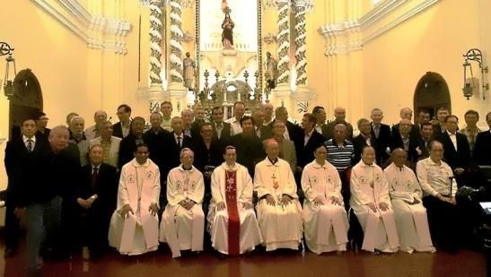 Encontro 2015 antigos alunos Seminario Sao Jose (33)