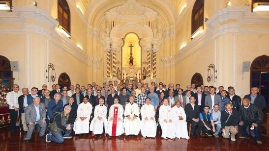 Encontro 2015 antigos alunos Seminario Sao Jose (35)