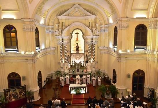 Encontro 2015 antigos alunos Seminario Sao Jose (43)