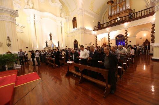 Encontro 2015 antigos alunos Seminario Sao Jose (58)