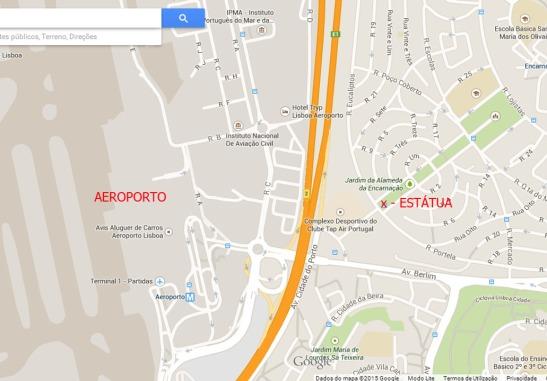 Localização em Lisboa