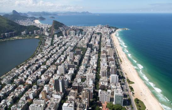 Praia de Ipanema. De Fotos Públicas, foto de Alexandre Macieira/Riotur