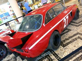 Alfa Romeo Giulia 1600 Sprint GTA turbo