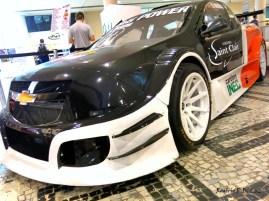 Chevrolet Montana de Álvaro Vilhena que disputa a categoria Força Livre