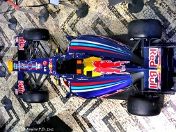 Réplica do F1 da RBR Red Bull