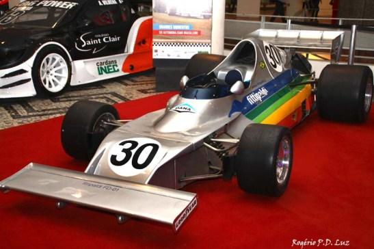 Fittipaldi FD-01, o 1º F1 brasileiro