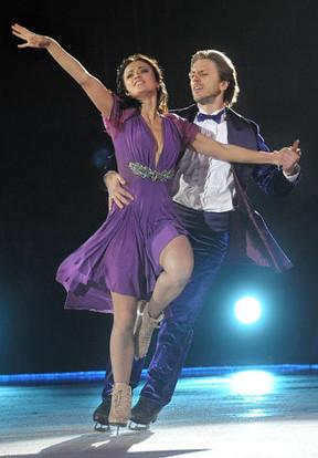 patinação artistica Margarita Drobiazko & Povilas Vanagas
