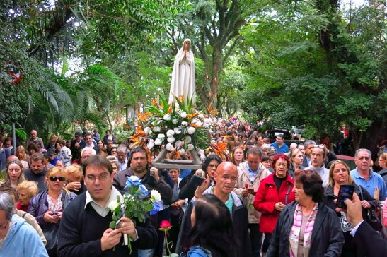 13 de Maio Santuario N.S.Fatima em Sao Paulo (01)