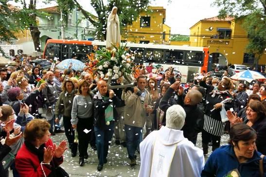 13 de Maio Santuario N.S.Fatima em Sao Paulo (03)
