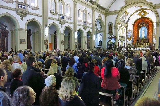 13 de Maio Santuario N.S.Fatima em Sao Paulo (15)