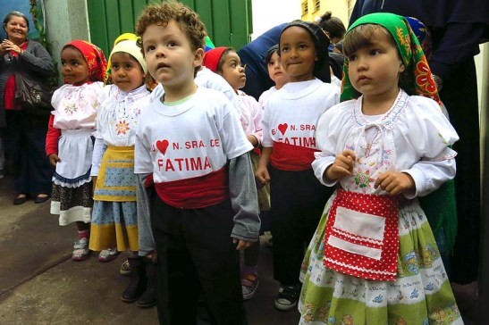 13 de Maio Santuario N.S.Fatima em Sao Paulo (26)