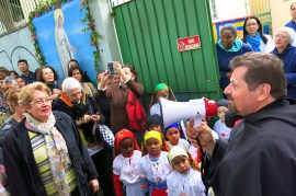 13 de Maio Santuario N.S.Fatima em Sao Paulo (27)