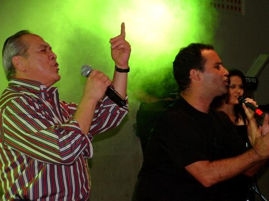 Alou Alex Airosa Macau 2007fotos.aniv.alou 2006