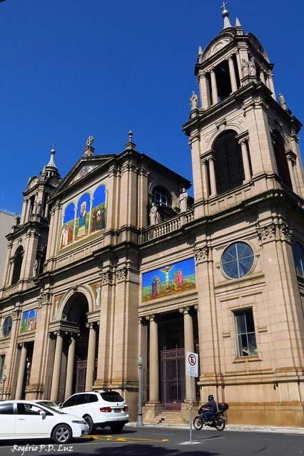 Catedral Metropolitadana de Porto Alegre / RS