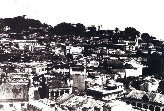 Macau decada 40