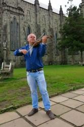 Canela Jurgen Wentz violinista 02