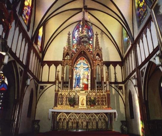 Igreja de Ouro em Nagasáqui (foto de Ricardo Fonseca)