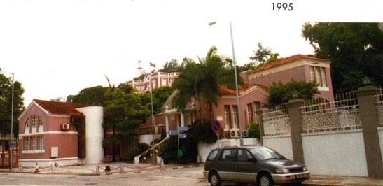 Macau antigo tanque de Mainato 1995