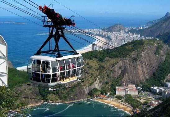 Historia bondinho Pao Acucar Rio Janeiro 25