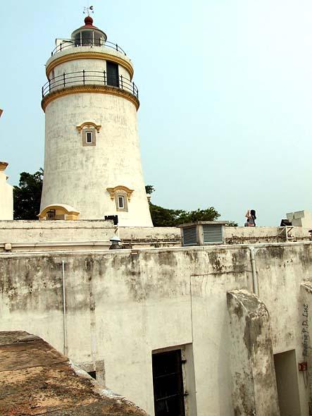 Macau Colina Farol da Guia 29