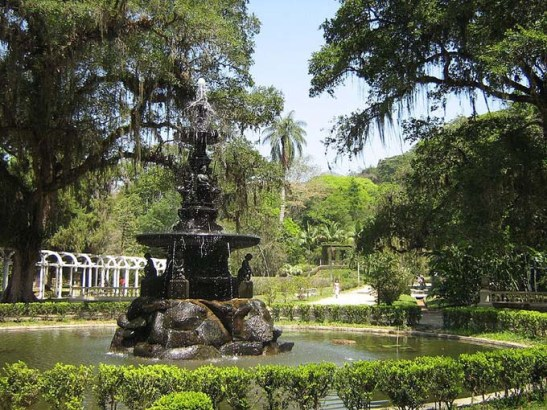 Jardim Botânico do Rio de Janeiro (Wikimedia Commons)
