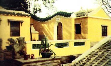 Macau templo chines Tin Hau 02