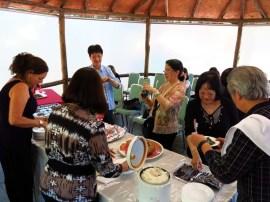 Casa Macau SP aula gastronomia de Natercia 12