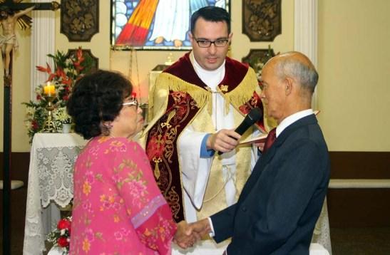 Casamento igreja Mariazinha e Chicoi 10