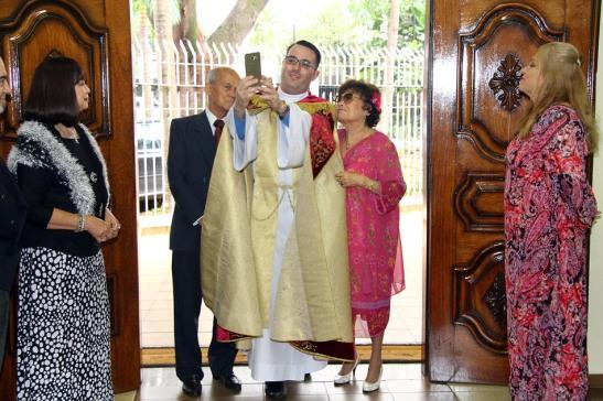 Casamento igreja Mariazinha e Chicoi 100