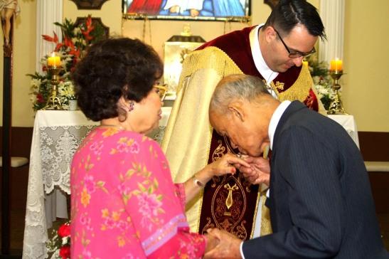 Casamento igreja Mariazinha e Chicoi 112