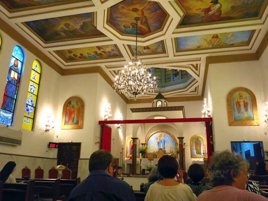 Igreja Sao Gregorio Iluminador.Igreja Catolica Armenia (05)