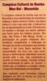 Patrimonio Imaterial Brasileiro.24