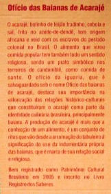 Patrimonio Imaterial Brasileiro.38
