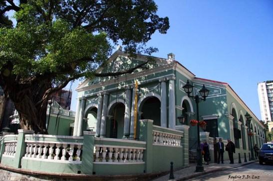 Macau Teatro D.Pedro V .7