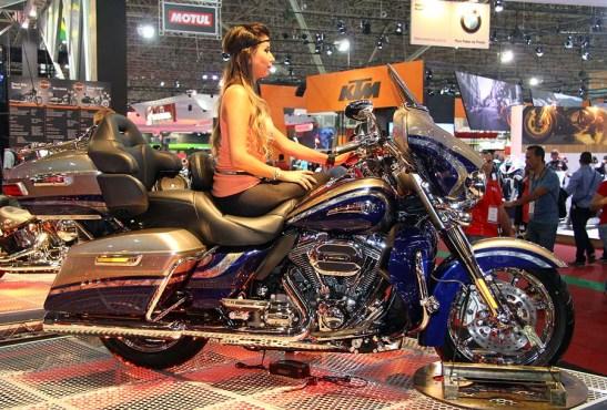 Salao 2 Rodas 2015 . Harley Davidson 02.1