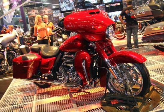 Salao 2 Rodas 2015 . Harley Davidson 04
