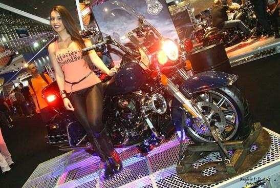 Salao 2 Rodas 2015 . Harley Davidson 06